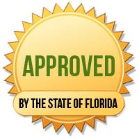 Aprobado por Florida